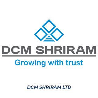 DCM Shriram Ltd